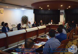 تشریح وظایف سازمان در دیدار مدیرعامل و اعضای هیئات های اندیشه ورز