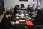 برگزاری جلسه هم اندیشی در سازمان فرهنگی اجتماعی ورزشی شهرداری شاهین شهر