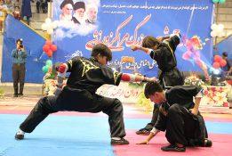 گزارش تصویری از جشن  بزرگ مراکز ورزشی شاهین شهر