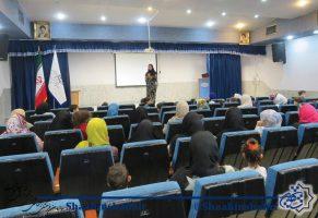 برگزاری کارگاه قصه های قرآنی در فرهنگسرای شهروند