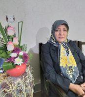زهرا جمالی بانوی موفق و کار آفرین در شاهین شهر