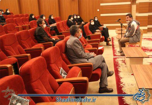 اولین جلسه دوره آموزشی سواد رسانه ای ویژه کارکنان سازمان برگزار شد