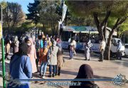 ویژه برنامه نیمه شعبان در شاهین شهر