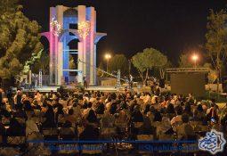 در شب ولادت حضرت علی(ع) شاهین شهر غرق در جشن و سرور بود