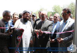 خانه فرهنگ و سالن ورزشی مهر افتتاح شد