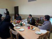 جلسه هم اندیشی برنامه های فرهنگسرای پردیس و خانه فرهنگ مهر