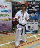 علیپور کاراته کار شاهین شهری