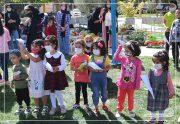 گزارش تصویری از جشنواره کودکان خلاق فرهنگسرای شهروند