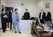 بازدید اعضای شورای اسلامی شهر از سازمان