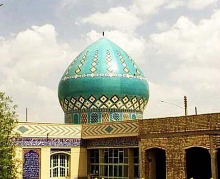 امامزاده یوسف (ع) جاذبه زیارتی و سیاحتی در شهرستان شاهین شهر و میمه