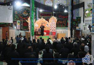 بزرگداشت یاد و خاطره شهدای حاجی آباد