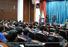 حضور دانش آموزان در ویژه برنامه پیشگیری از اعتیاد