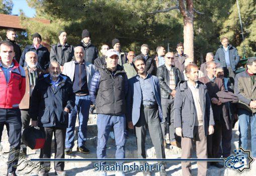 اردوی تفریحی به مناسبت پیروزی انقلاب اسلامی