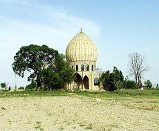 آستان امامزاده سید محمد (ع) باغمیران محلی آرام بخش برای گردشگران