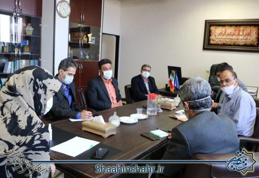 جلسه هم اندیشی مدیران سازمان و دانشگاه آزاد اسلامی