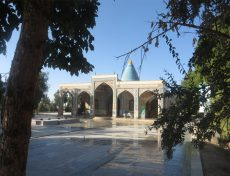 امامزاده سیده صالحه خاتون(ع) روستای ازان