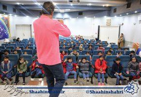مشارکت شهروندان کوچک در پویش نه به زباله