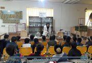 بازدید دانش آموزان از کاوشکده مهندسین خلاق