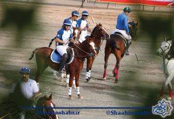 گزارش تصویری مسابقات چوگان در شاهین شهر