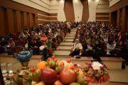 دوستداران مولوی و برگزاری برنامه با حال و هوای شب یلدا