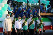 گزارش تصویری حضور خادمان امام رئوف در میان شاهین شهریها
