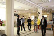 بررسی شرایط بازگشایی و از سرگیری فعالیت های آموزشی فرهنگسراهای شهر توسط مدیران سازمان