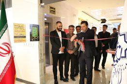 افتتاح نمایشگاه مکث زمان در نگارخانه آفتاب