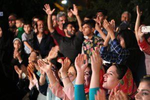 ۸۰ درصد رضایتمندی شاهین شهری ها از جشن های شهروندی