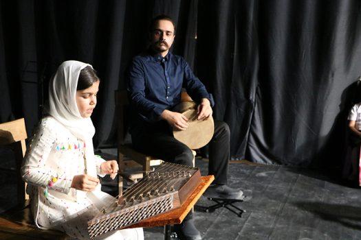 همنوازی هنرجویان موسیقی فرهنگسرای هنر