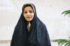 رشمانی نویسنده ای برای کودکان در شاهین شهر