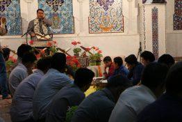 شب قرآنی در شاهین شهر