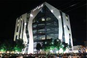 آگهی مزایده عمومی  نوبت اول اجاره ماهانه واحد اداری -تجاری در طبقه همکف نگارستان شهرداری