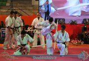 جشن بزرگ انقلاب با استقبال ورزشکاران شاهین شهر برگزار شد