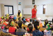 جشن درختکاری در فرهنگسرای پردیس