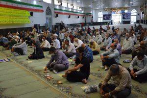 گزارش تصویری نماز عید قربان شاهین شهر