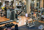بهره برداری از سالن بدنسازی آقایان مجموعه ورزشی گلدیس