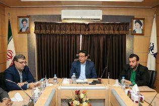 نشست تخصصی و هم اندیشی روابط عمومی سازمان های وابسته شهرداری شاهین شهر با شهردار