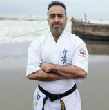 حسین شاهزاده فرد مربی و داور بین المللی کاراته