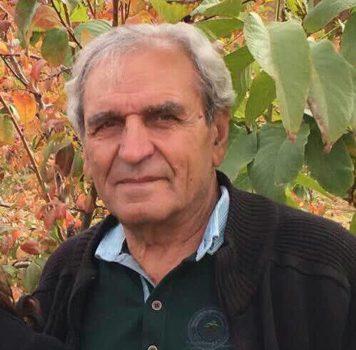 غلامرضا کمالی شاعر پیشکسوت شاهین شهری