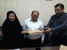مدیر فرهنگسرای هنر دبیر انجمن نمایش بسیج هنرمندان استان اصفهان شد