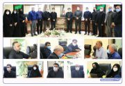رتبه برتر کنکور سراسری مهمان ویژه پنجمین جلسه علنی شورای اسلامی شاهین شهر