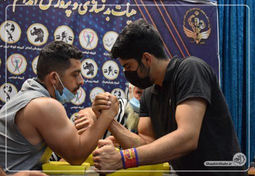 کسب مقام دوم توسط تیم شاهین شهر در مصاف با مچ اندازان استان اصفهان
