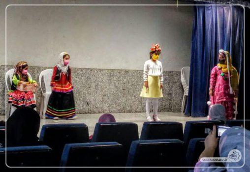 اجرای پایان دوره هنرجویان تئاتر فرهنگسرای شهروند