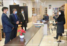 دیدار صمیمانه شهردار با کارکنان سازمان